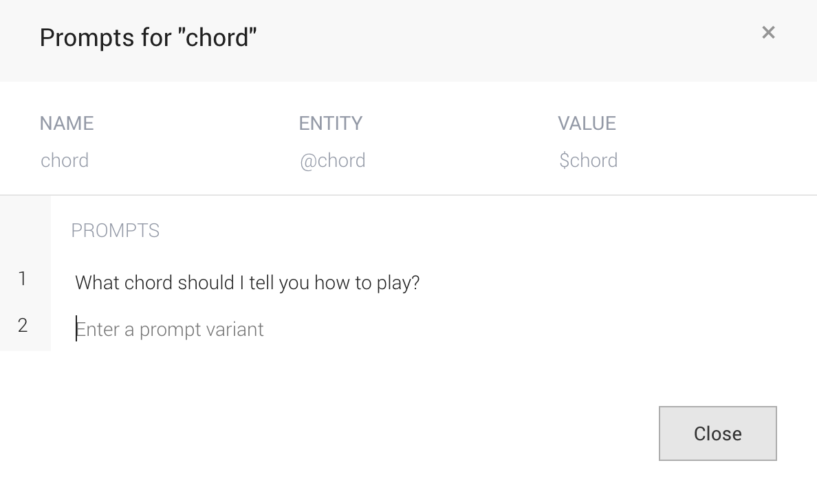 Building A Guitar Chord Tutor For Actions On Google Part One