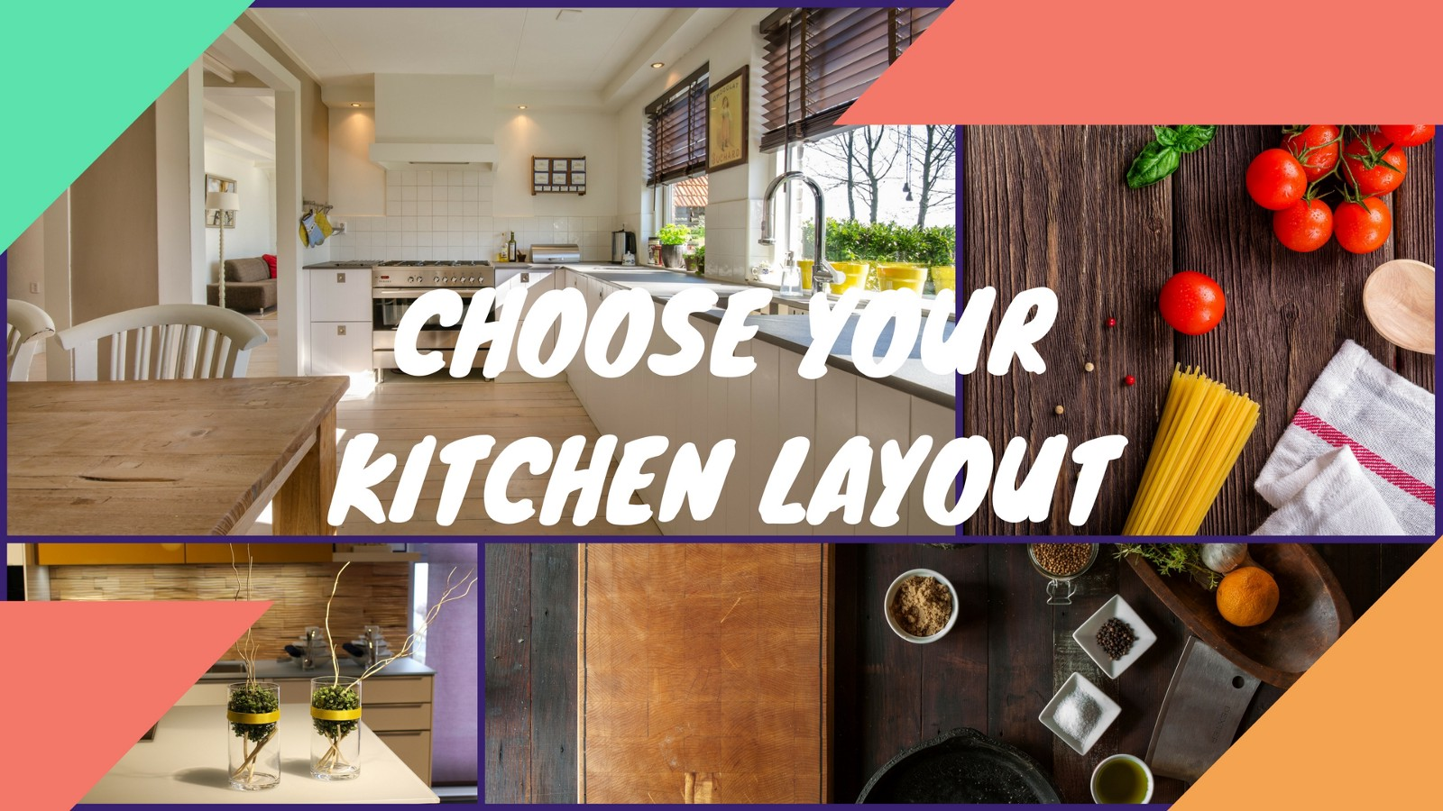 Basics Of Kitchen Design  Popular Layouts Unplan Social Medium