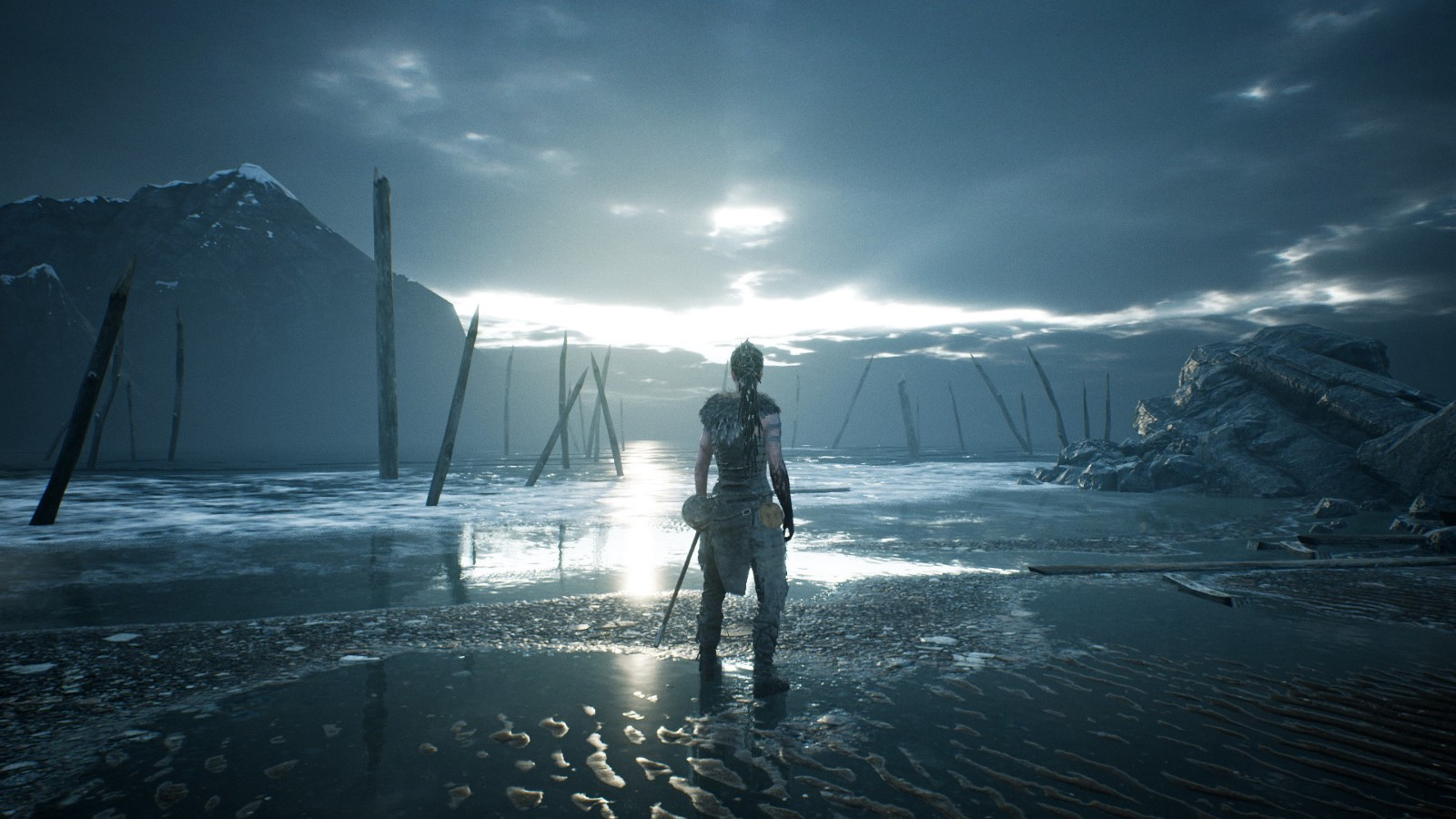 Hellblade Senua's Sacrifice Download Free PC Game Full Version