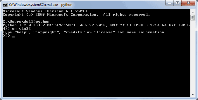 command prompt in windows 6