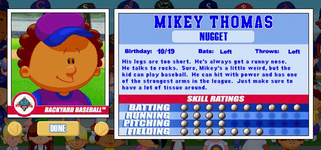 Backyard Baseball Players the best backyard baseball players – kevin maggiore – medium