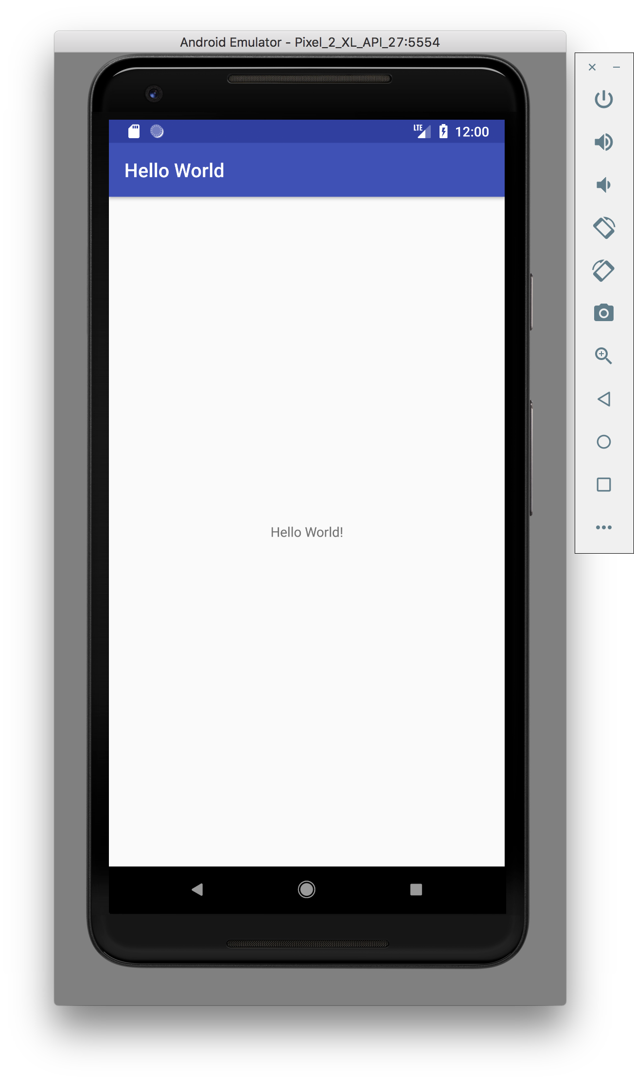 how to build an android app tutorial