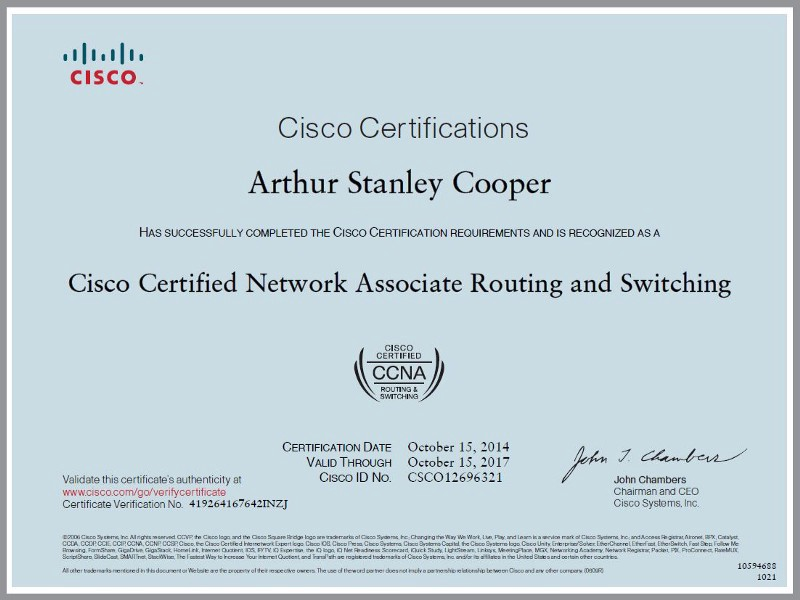 New Experience With Cisco Netriders English Version