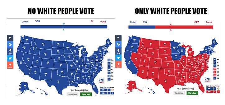 What Would It Take To Turn Red States Blue