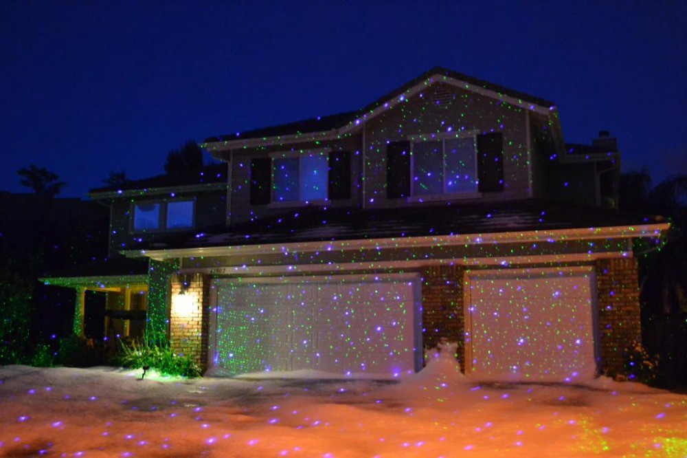 no not really but it looks a shit ton better than your pos fake christmas lights that you bought off an infomercial