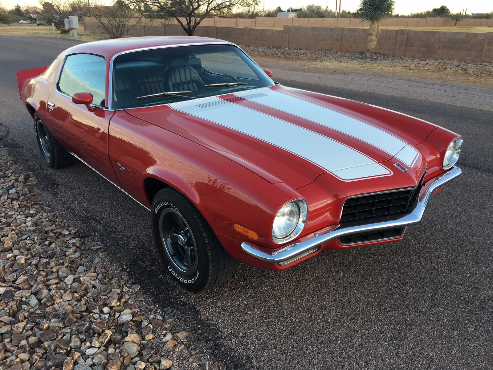Cars Bids Action Photo Gallery My Classic Garage 1973 Lincoln Town Car Chevrolet Camaro