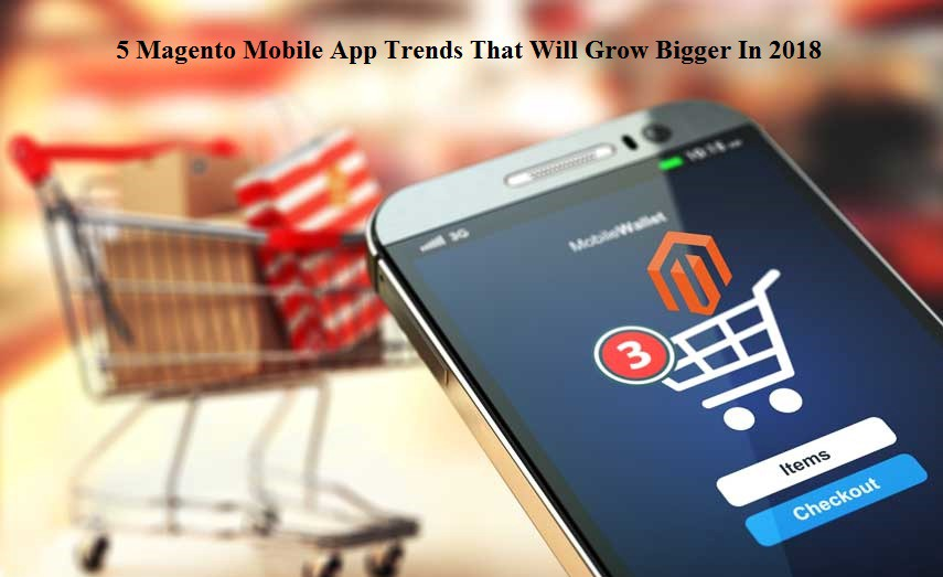 5 Magento Mobile App Trends That Will Grow Bigger In 2018