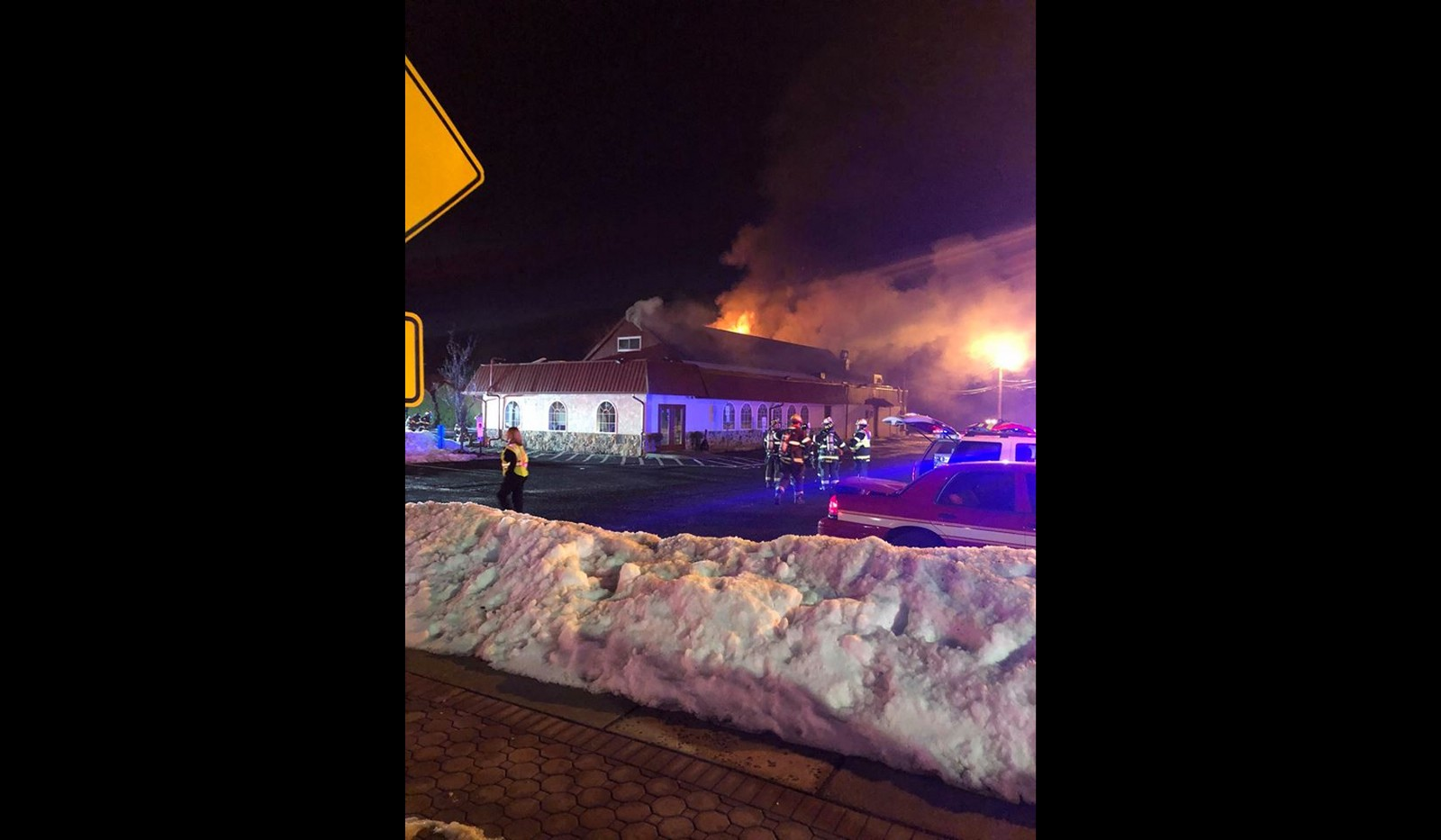 Country Town Diner catches fire last night – The Berlin Sun
