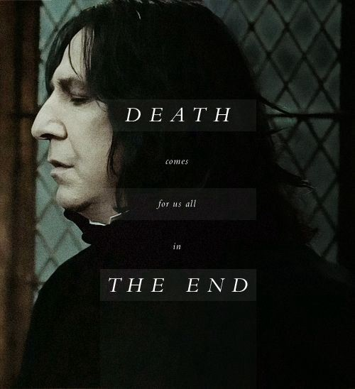 12 Severus Snape Quotes – Montserrat Valle Vargas – Medium