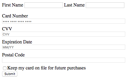 Recurring Charges With PHP And Card On File Square Corner Blog - Send invoice using square