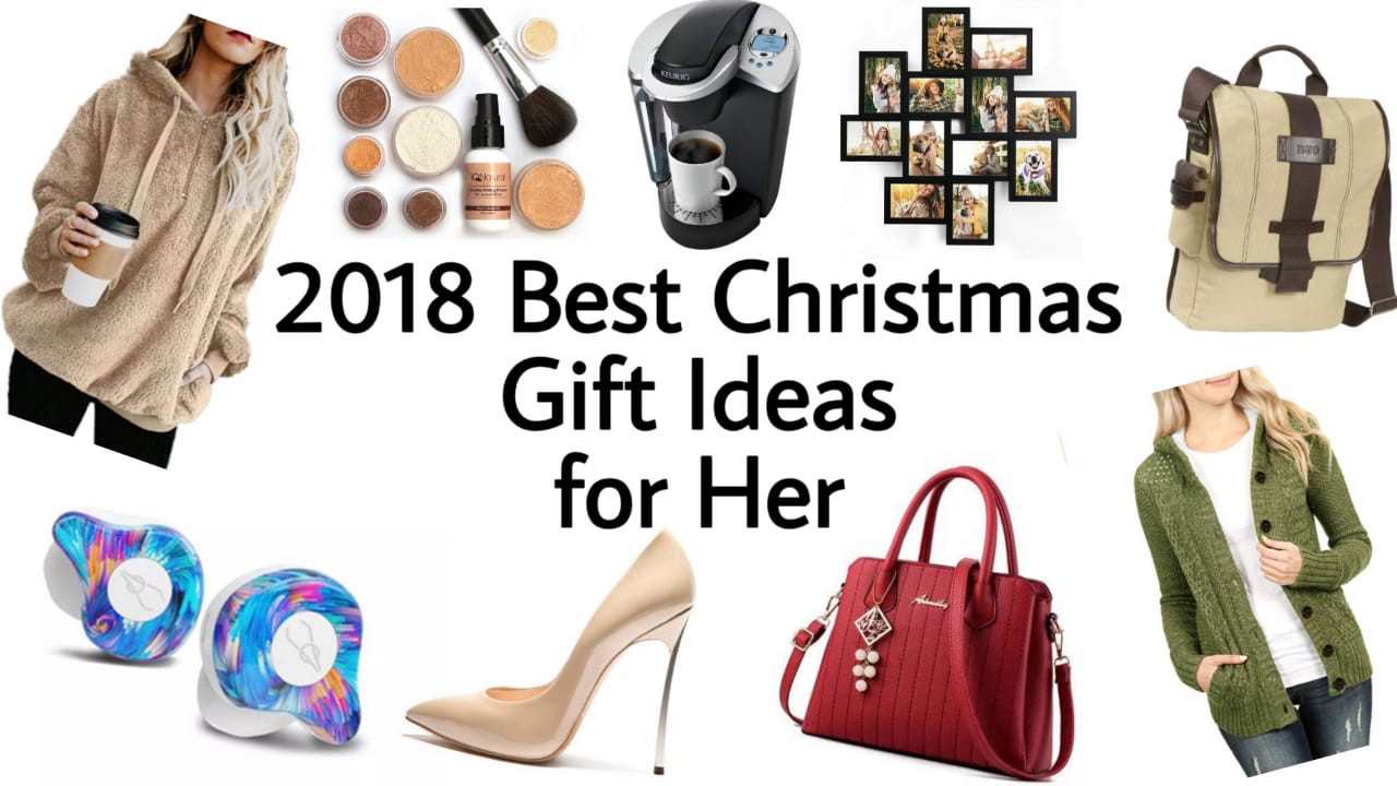 271077acf87b5 Best Christmas Gifts for Her   Girls   Wife   Girlfriend