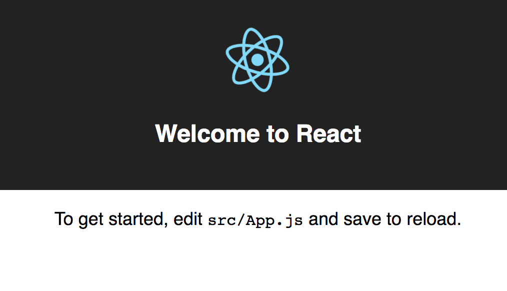 react app structure