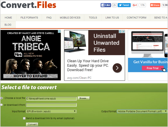 convert multiple files to pdf free online