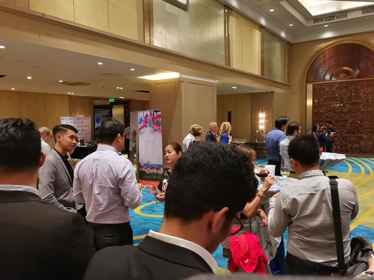 Networking speed dating
