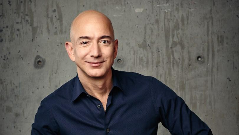 Jeff Bezos: Definitive Guide to PR and Marketing For Founders and Entrepreneurs — Pressfarm
