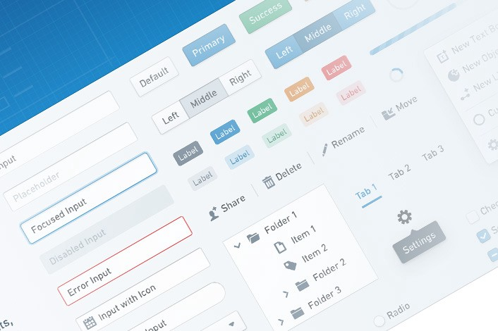 React ui frameworks compared gather engineering blueprint js components malvernweather Image collections