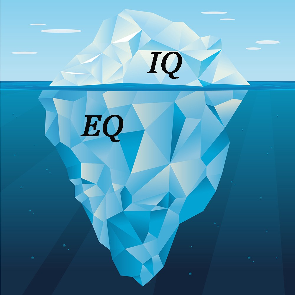 an introduction and a comparison of eq and iq intelligence and peoples skills Summiya ahmad et al emotional intelligence and gender differences 128 the last component of emotional intelligence is social skills individuals use their friendliness in.