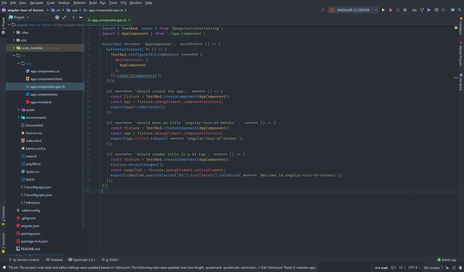 intellij material theme