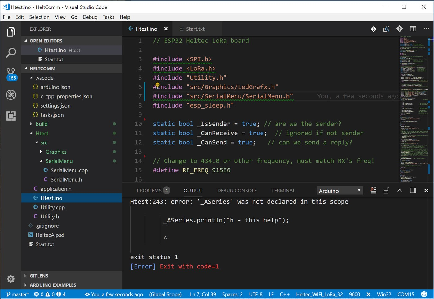 use visual studio code for arduino – home wireless – medium