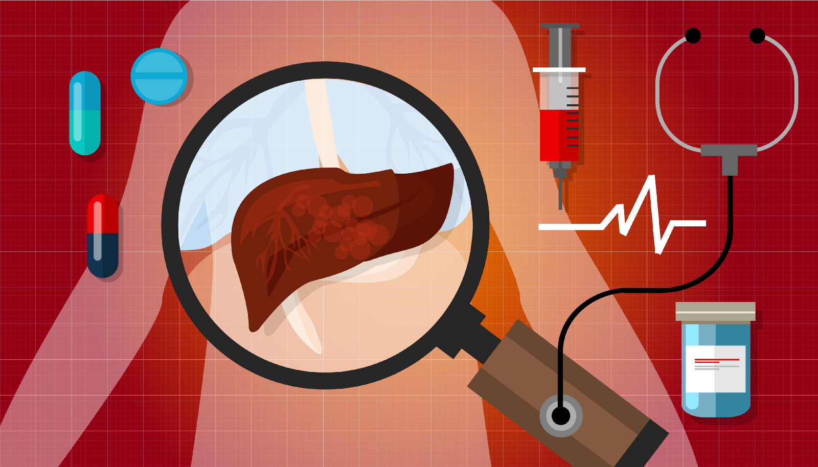 Using Bile Acid As The Basis Of A Non Invasive Test Of Liver