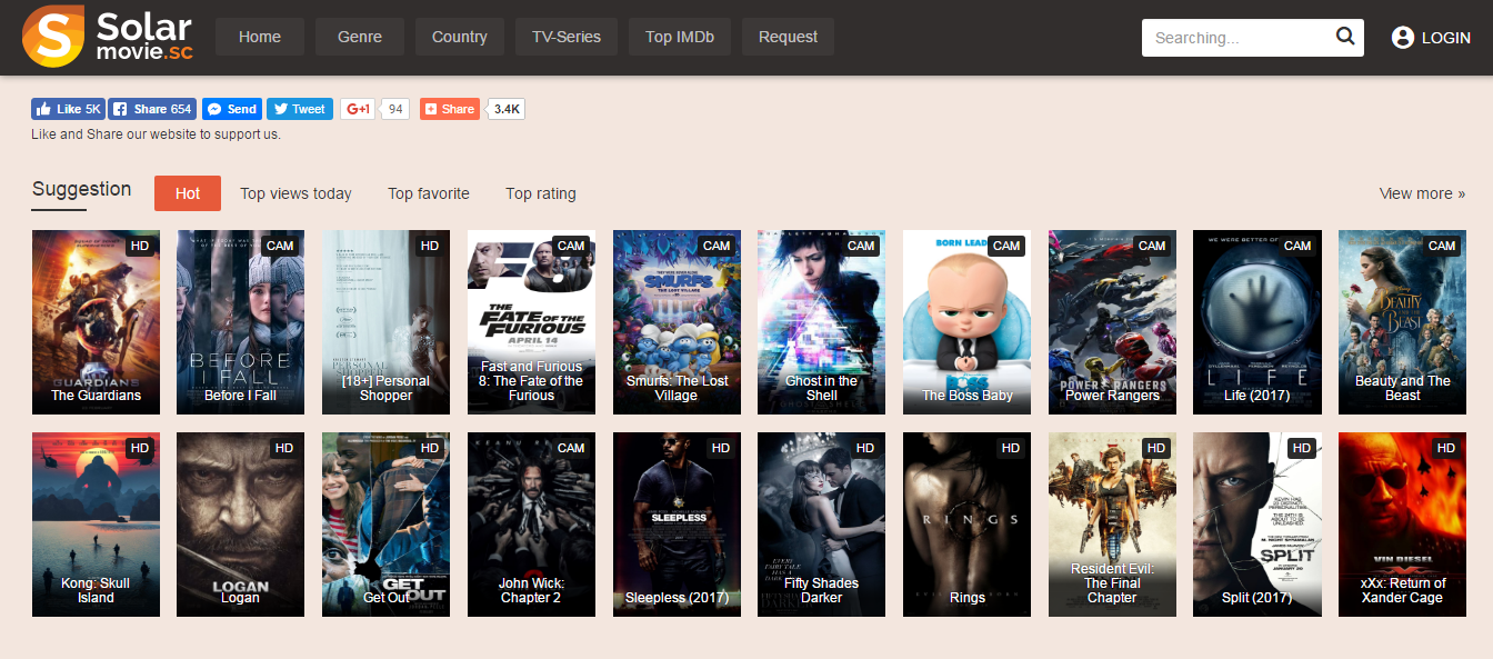 what is 123movies new website