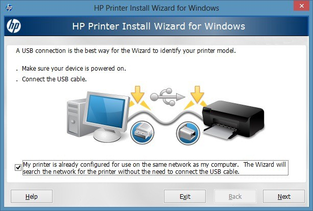HOW TO INSTALL HP PRINTER WITHOUT CD…? – katherine jones