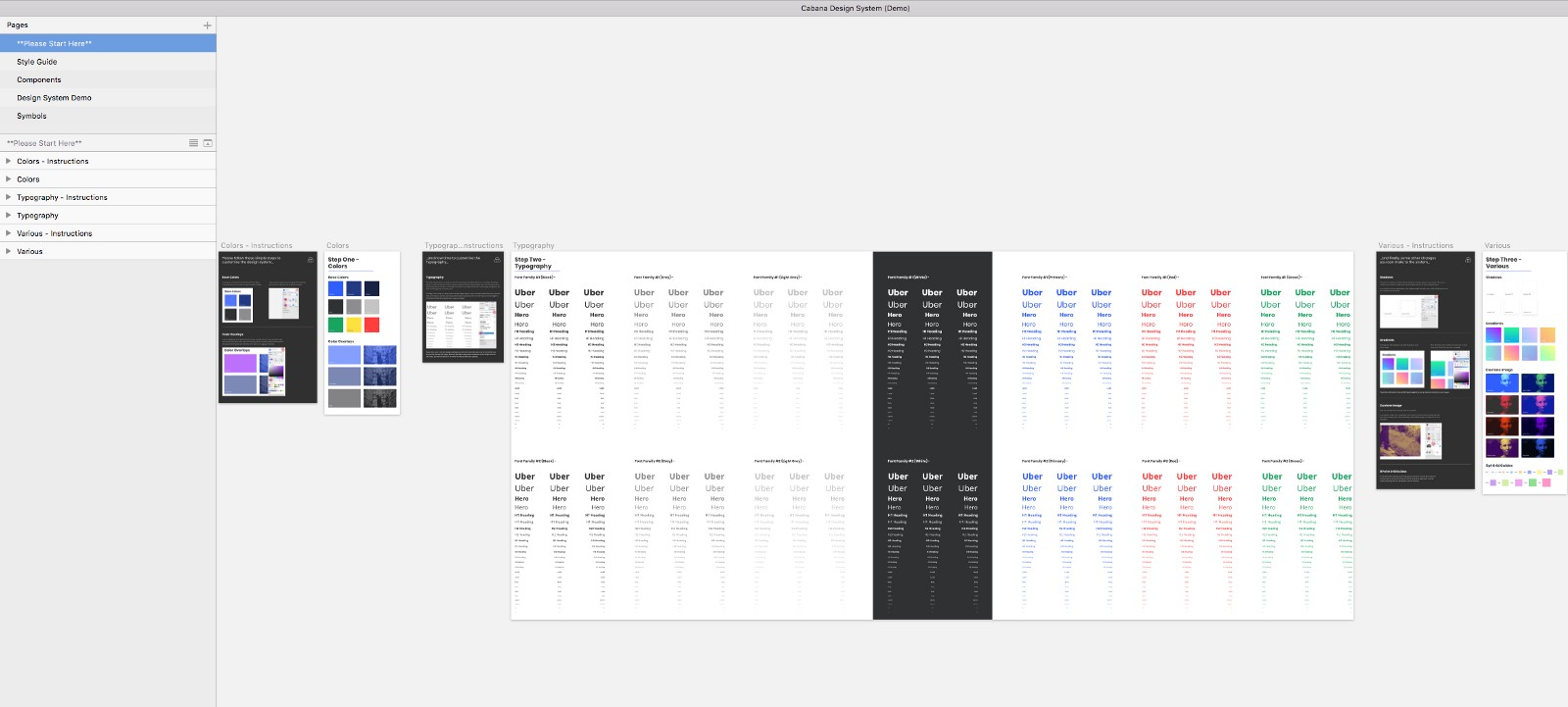 A quick start guide to the cabana design system design sketch on this page is where the majority of the design system magic happens ooh la la fandeluxe Choice Image
