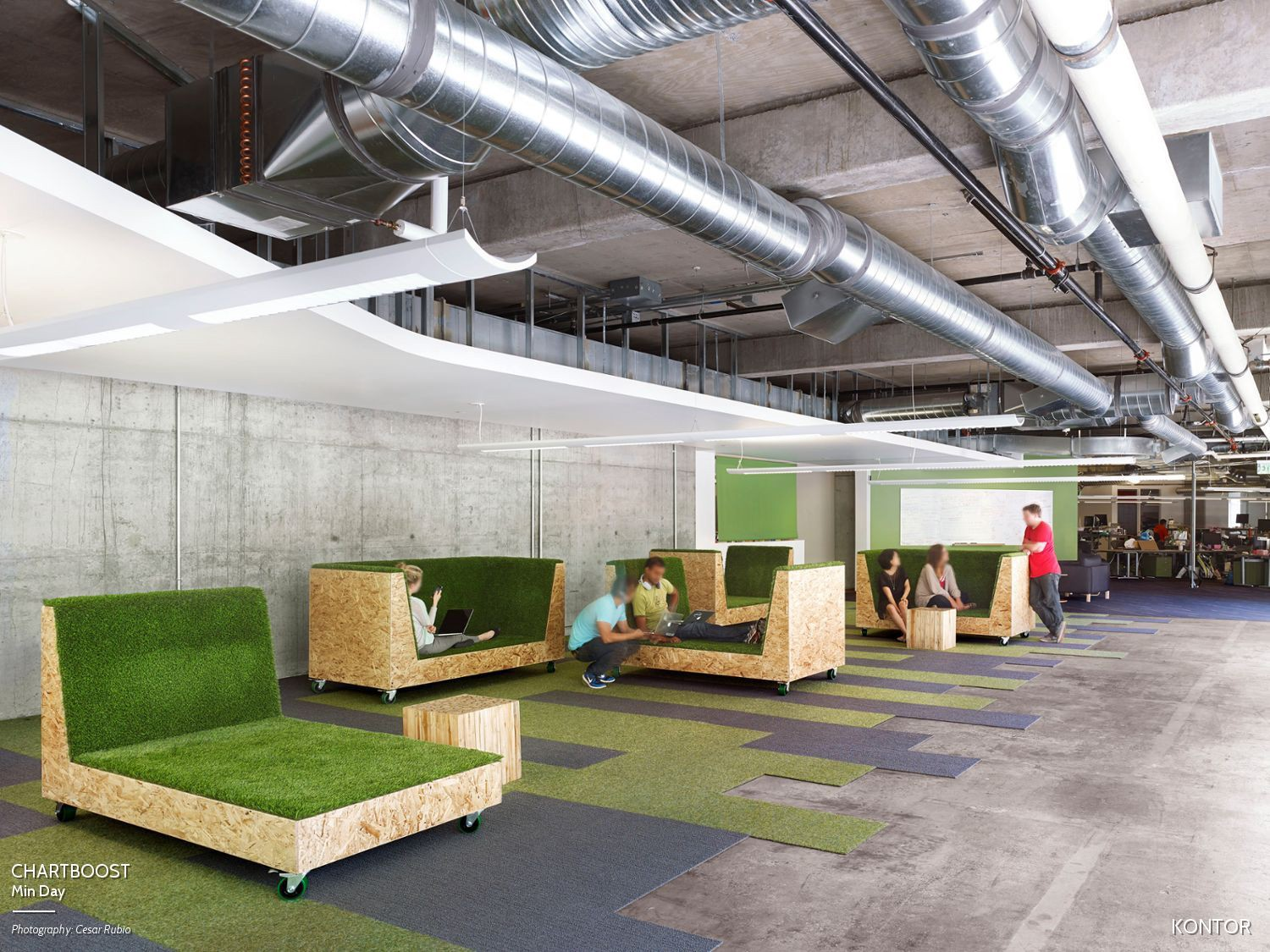Six Office Design Trends To Watch In 2016 Kontor Notes