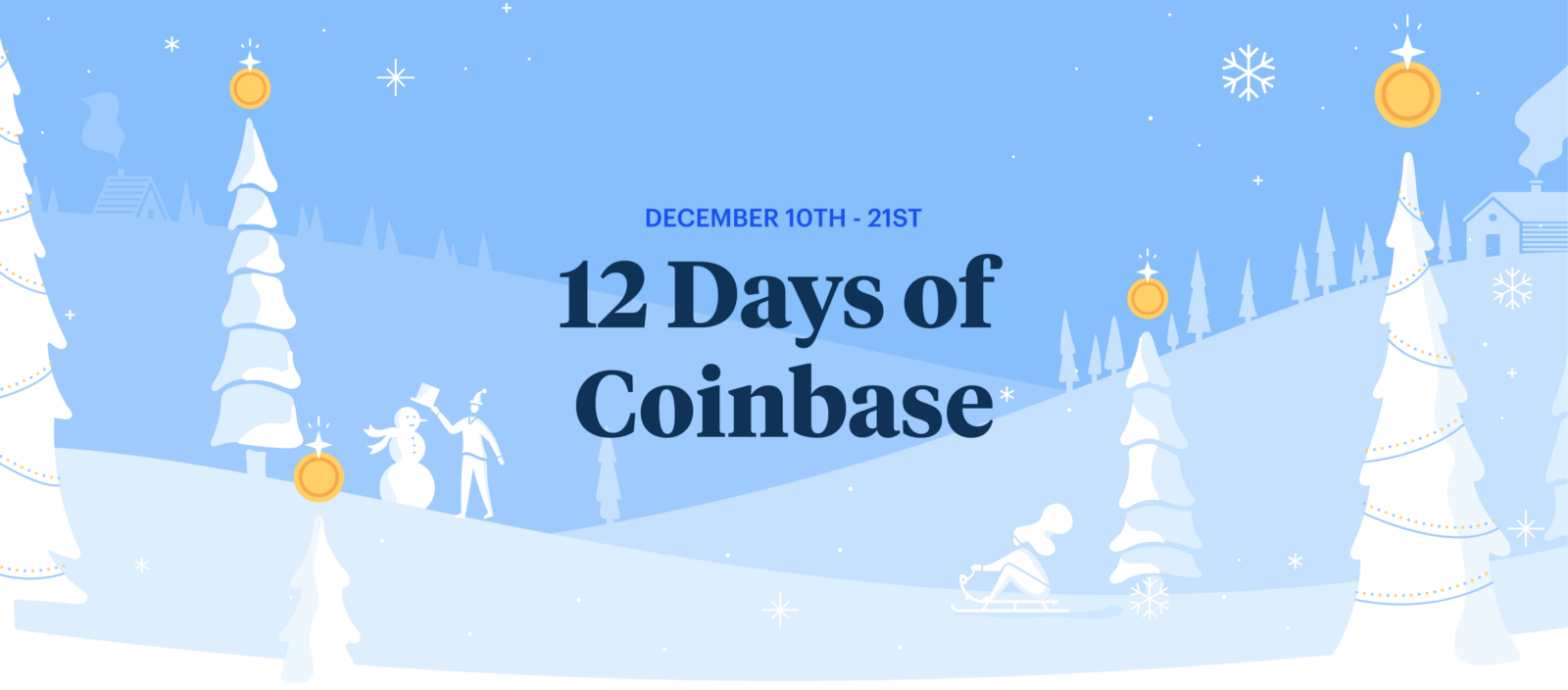 Image result for 12 days of coinbase