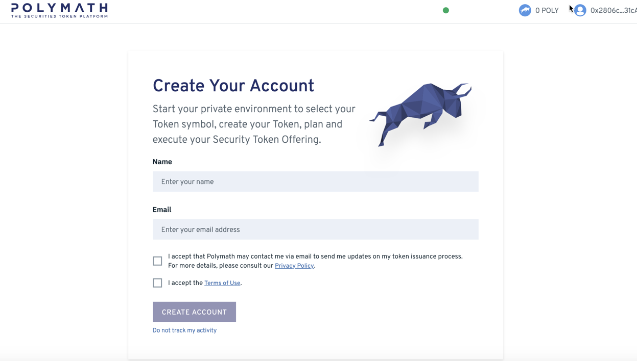 Create Your Own Security Token Offering Sto With Polymath