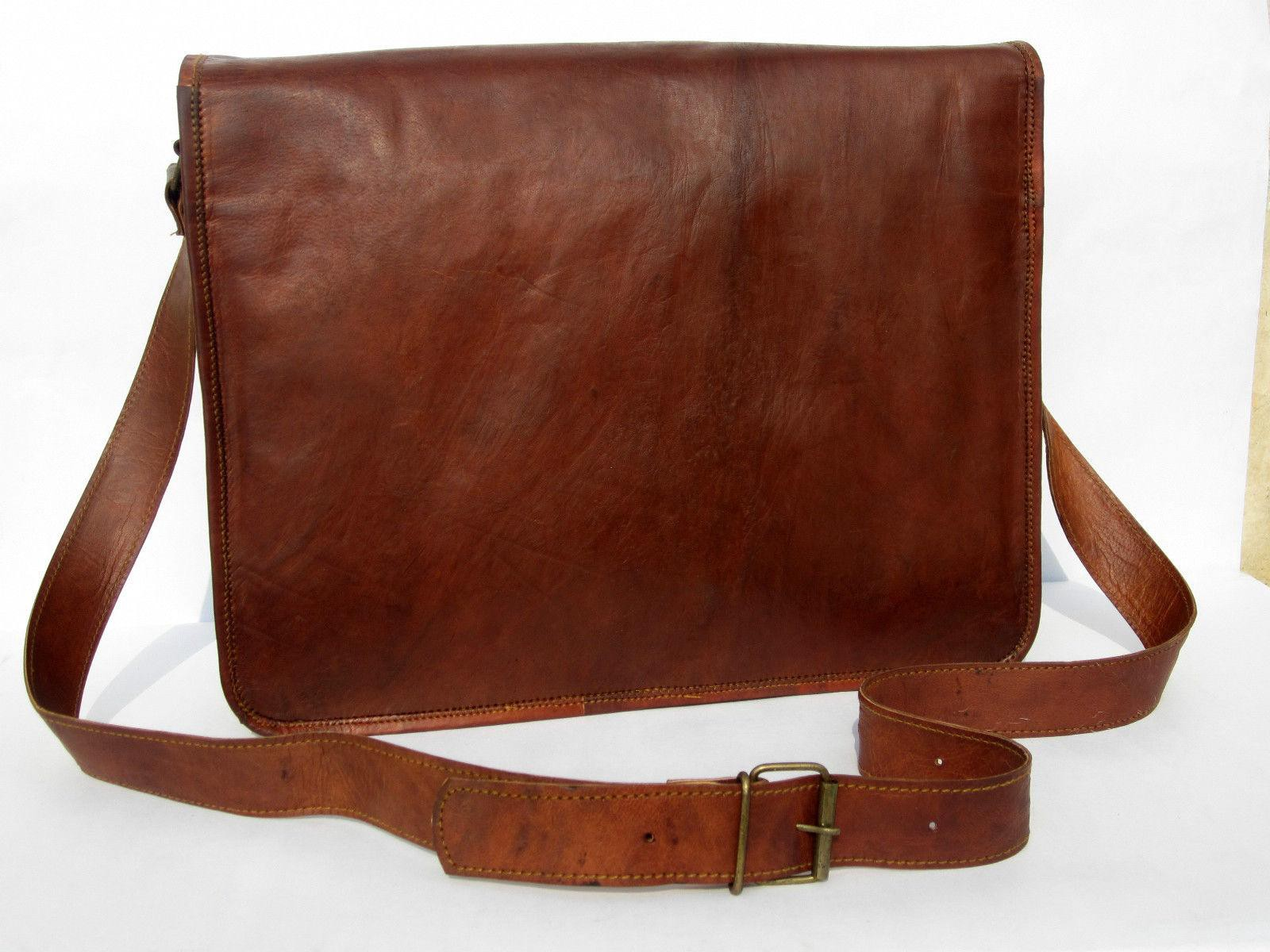 cda9a5639f27 What to Look In A Leather Shoulder Bag For Men – Ana Cruze – Medium