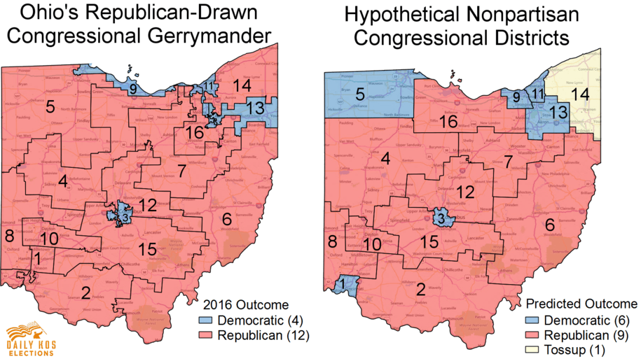 gerrymandering united states house of representatives Democrats received 14 million more votes for the house of representatives  from around the united states that add up gerrymandering is a major.