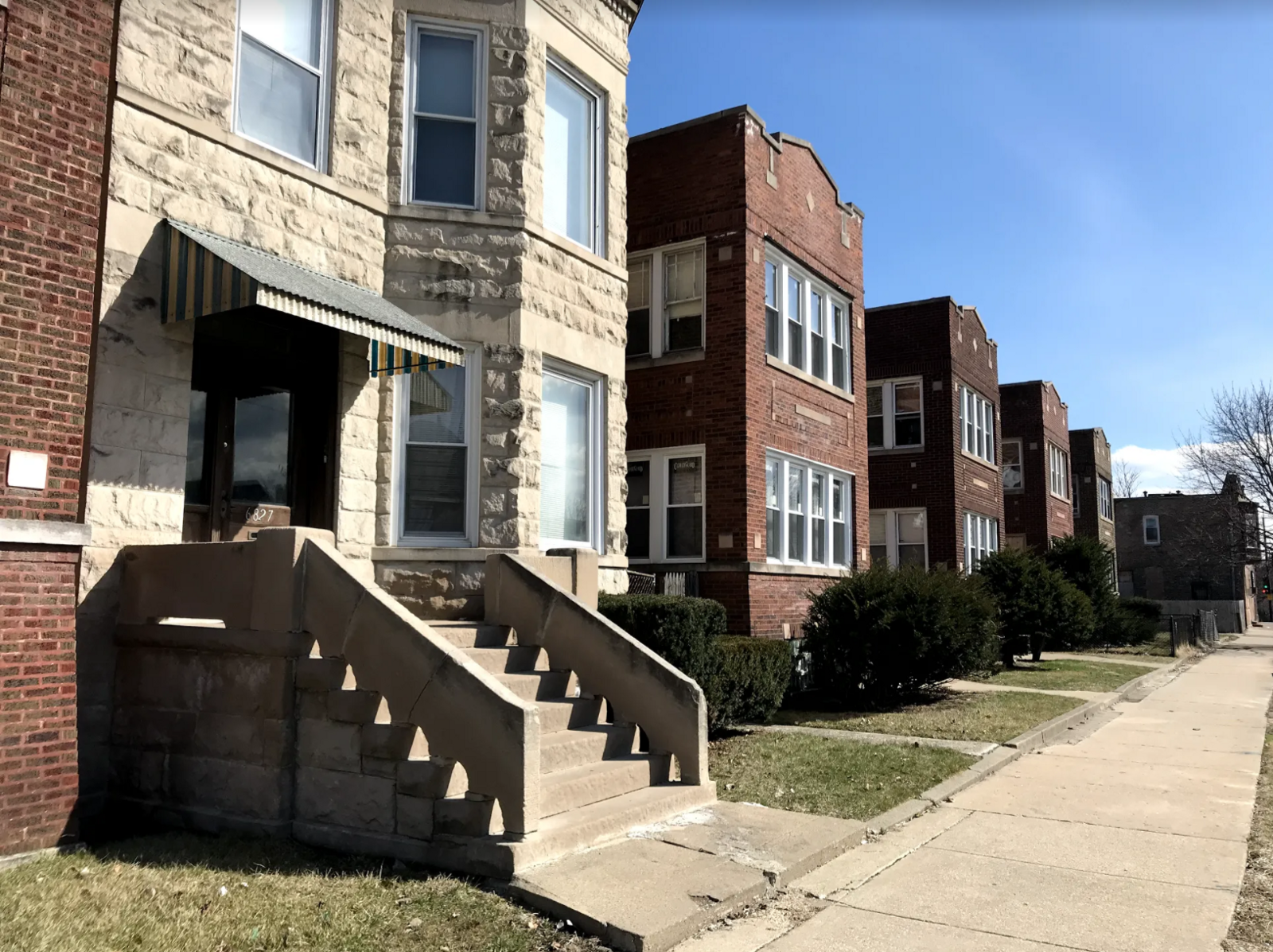 Why were looking into housing affordability and rents in englewood