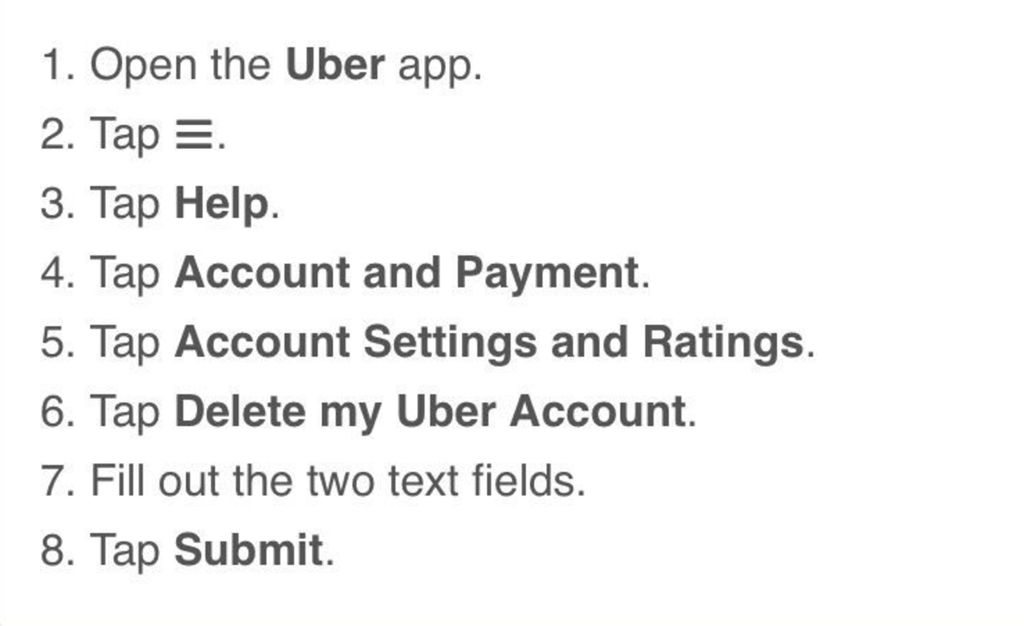 Deleting Uber Is The Least You Can Do Dhh Medium