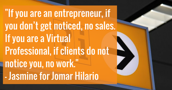 The # 1 Currency In The Internet Is… – Jomar Hilario, Guru/Author of