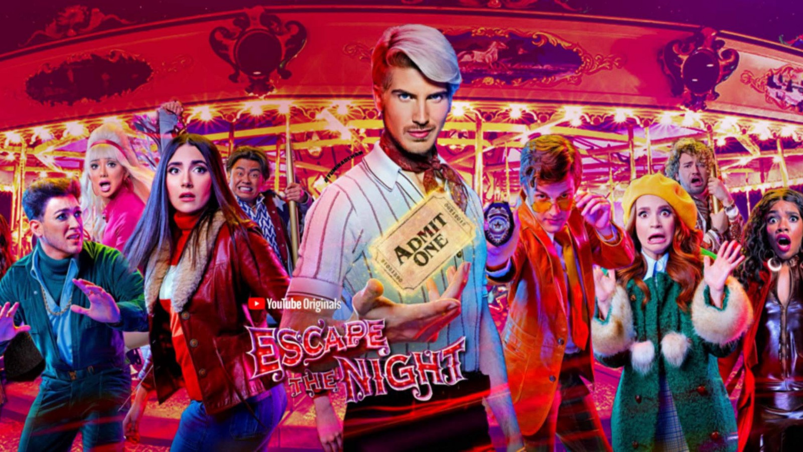 escape the night season 3 episode 8 wicked witches
