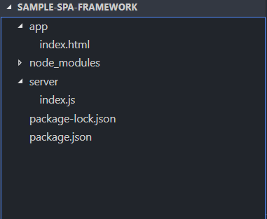 Single Page Application Frameworks are not magic – Janith