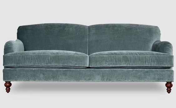 Captivating Arms Are Usually Slightly Lower Than Its Back. One Of The Most Famous  Makers Of The English Roll Arm Sofa Is Londonu0027s George Smith.