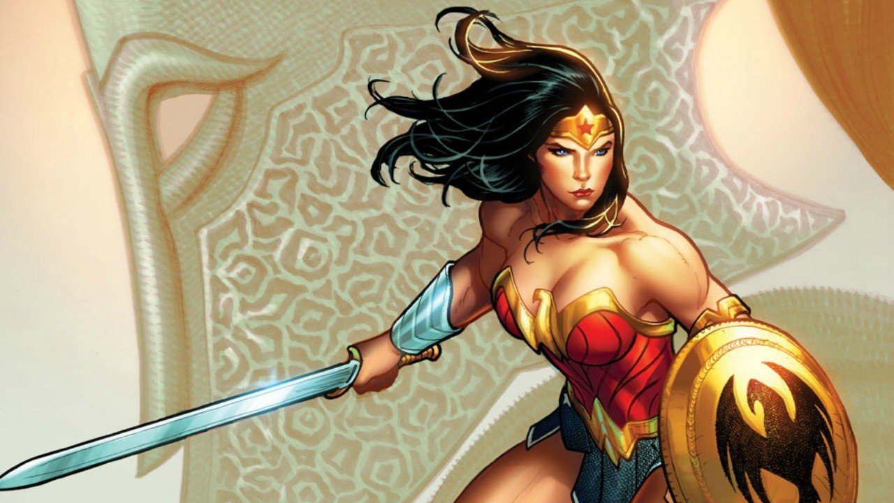 who's the most similar character to wonder woman in the marvel universe?