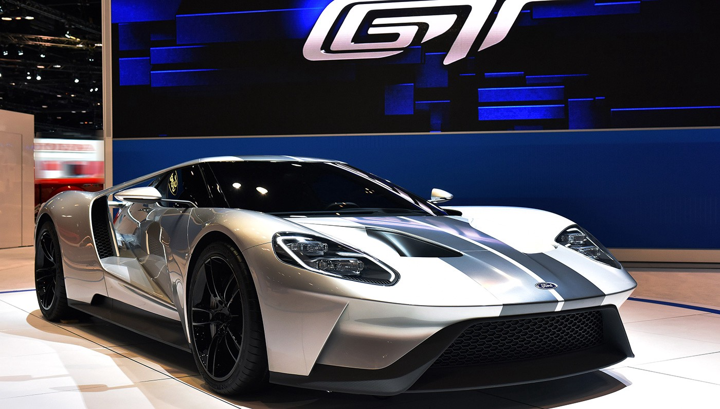 Ford Now Taking Orders For The New Gt Sports Car Autos Album Medium