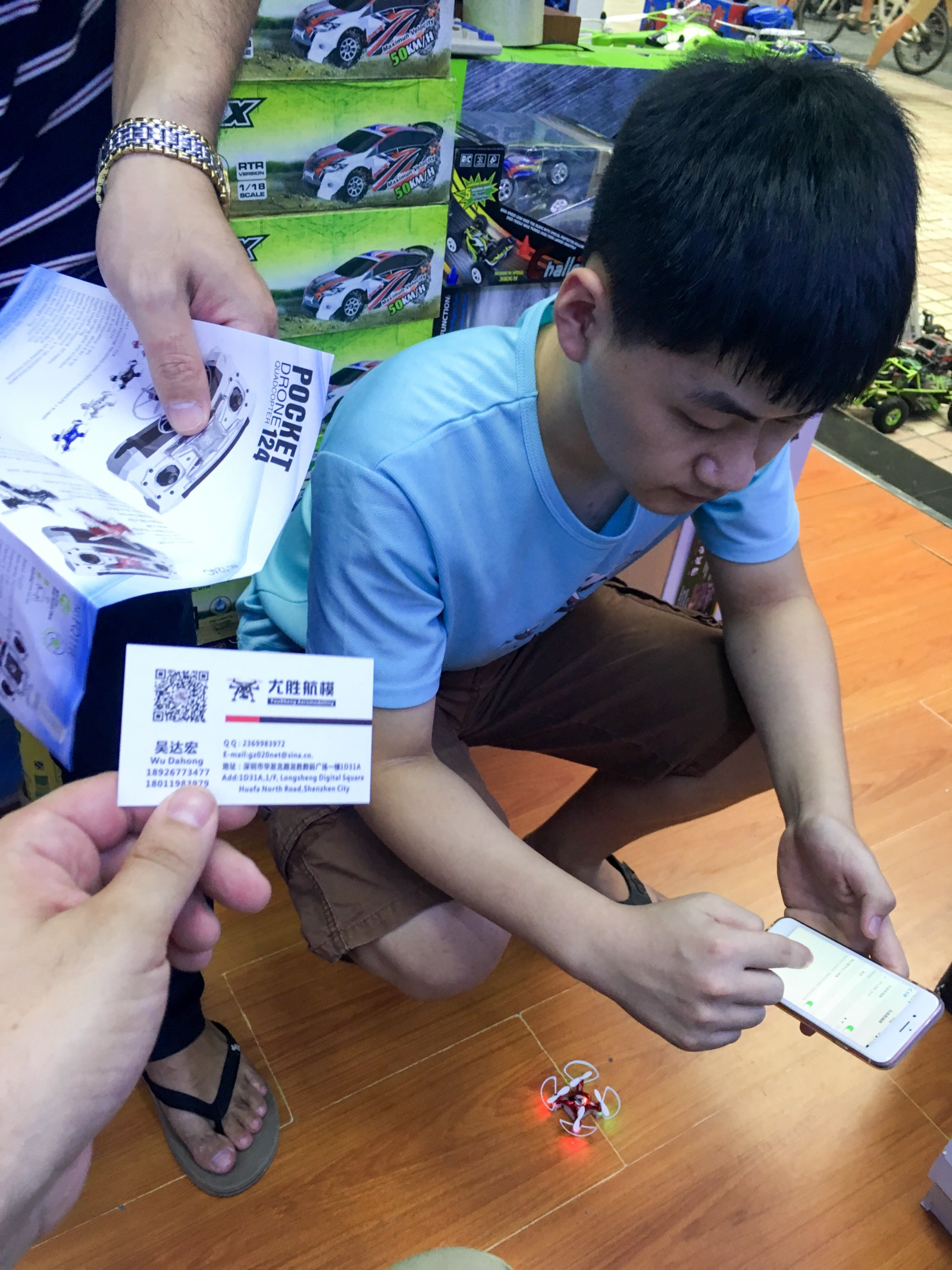 What $50 Buys You at Huaqiangbei, the World's Most Fascinating Electronic Market.