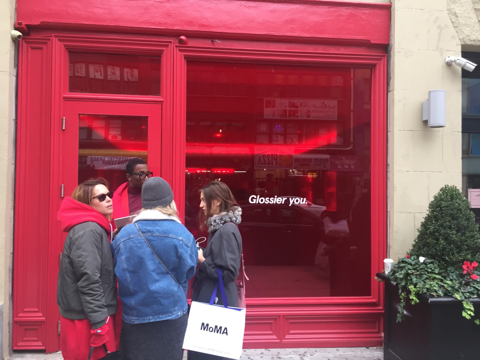 We Went To The Glossier You Fragrance Pop Up And It Was Just Okay