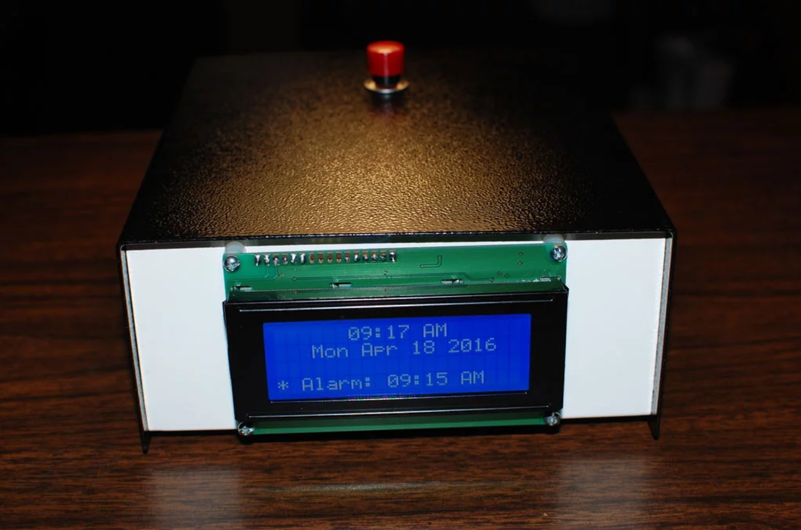 How To Make A Raspberry Pi Alarm Clock Snipe Medium Wiringpi Bash Goal Of The Project