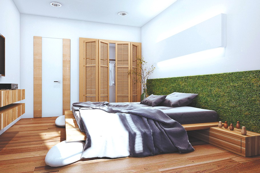 It Should Be Said That An Environmentally Friendly Interior Is Not As Much  An Interior Style As A Separate Movement Aimed At Creating The Most Eco  Friendly ...