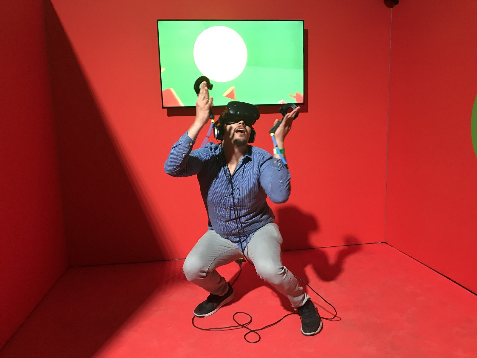 0a5814f4fc2 LCD Soundsystem  the Dance Tonite VR music experience