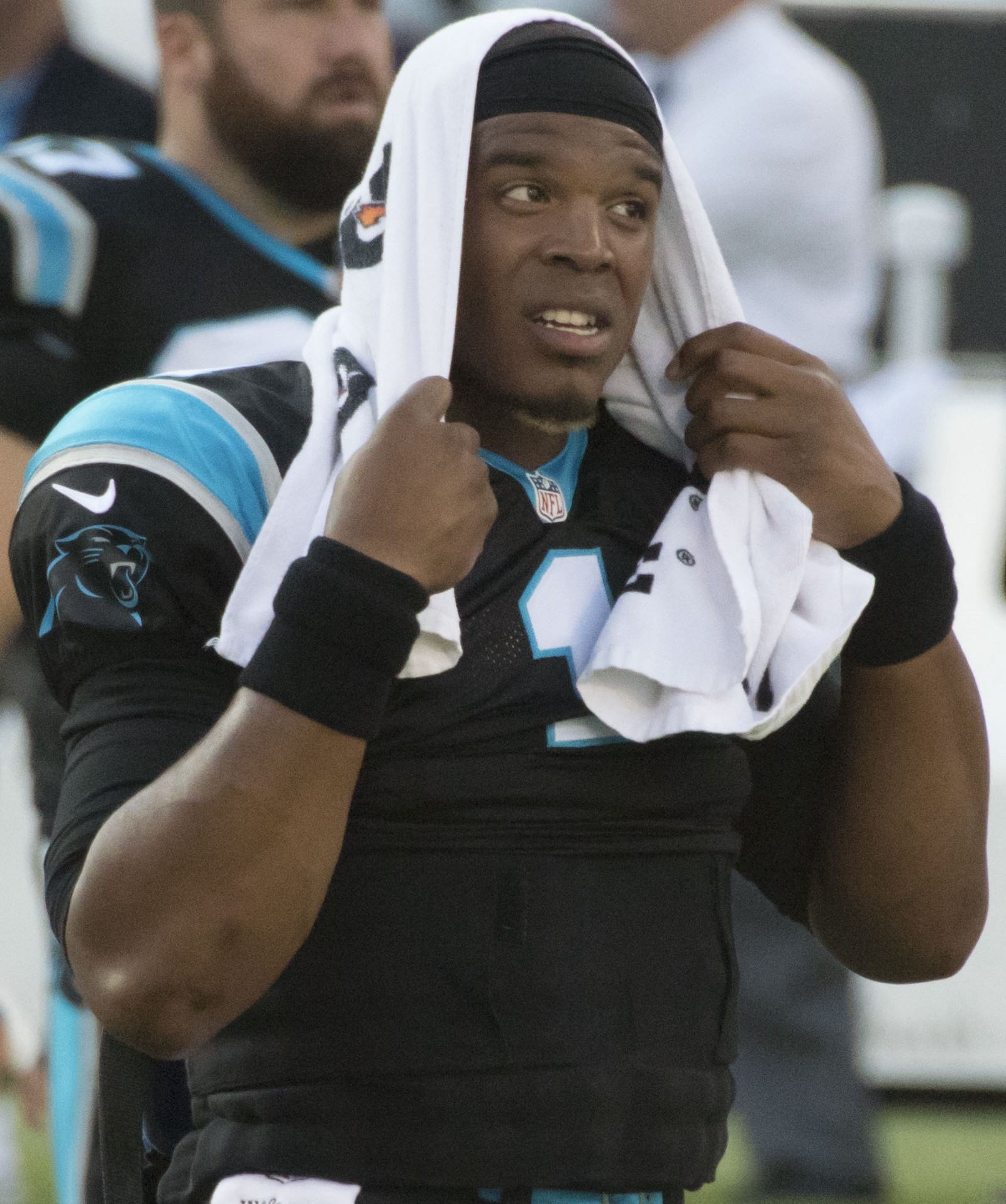 ac16e78ff8ed Cam Newton s Blunder Is a Prime Example of Why You Should Think Before You  Speak