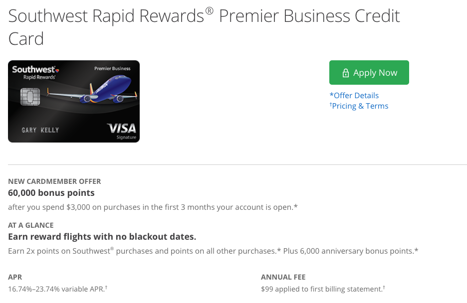 Best credit card offers april 2017 asksebby httpscreditcardsasecredit cardssmall businesssouthwest premier business reheart Image collections