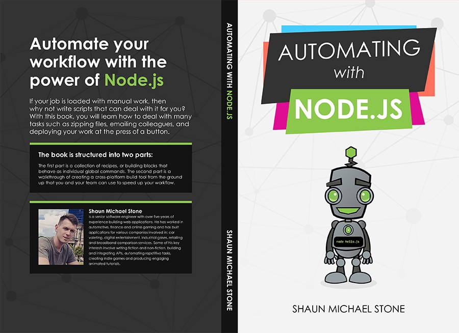 How i automated my job with nodejs dailyjs medium kobo httpskobogbenebookautomating with node js leanpub httpsleanpubautomatingwithnodejs google play fandeluxe Choice Image