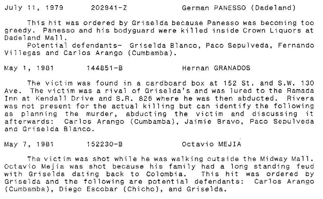 dadeland mall massacre in july of 1979