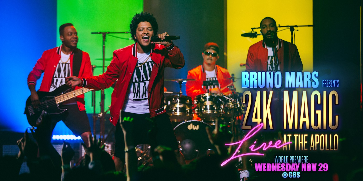 Bruno Mars And Postmates Put 24k Magic In The Air With